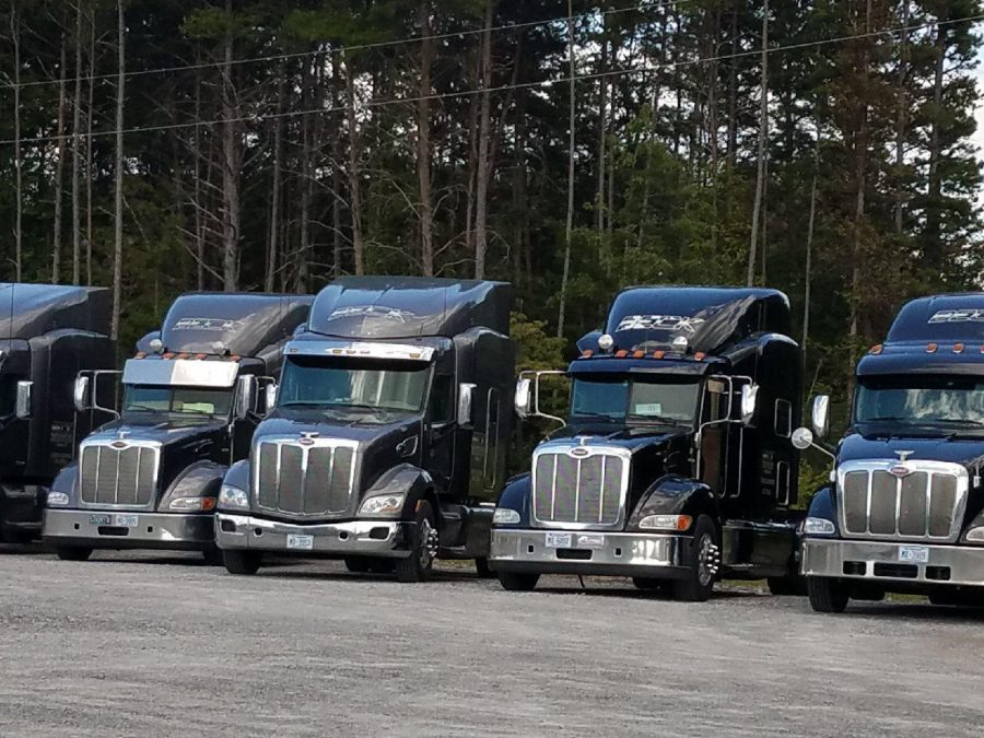 April 2021: BECK TRUCKING'S 15 YEAR ANNIVERSARY!